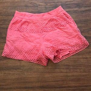 Cremieux Lacy Shorts